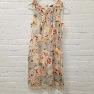 J. Crew Silk Sheath Dress